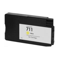 PS náplň HP 711 (CZ132A) žltá 30ml - kompatibilná (alternatívna) náhrada