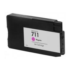 PS náplň HP 711 (CZ131A) purpurová 30ml - kompatibilná (alternatívna) náhrada