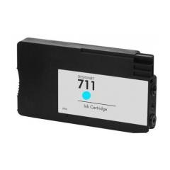 PS náplň HP 711 (CZ130A) azúrová 30ml - kompatibilná (alternatívna) náhrada