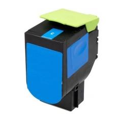 PS toner Lexmark 71B20C0 / 71B0020 - CS/CX 317/417/517 azúrová 2300strán - kompatibilný (alternatívny)