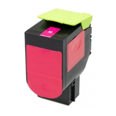 PS toner Lexmark 71B20M0 / 71B0030 - CS/CX 317/417/517 purpurová 2300strán - kompatibilný (alternatívny)