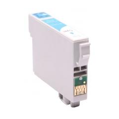 PS náplň Epson T1302 C13T13024012 azúrová 18ml - kompatibilná (alternatívna) náhrada