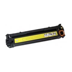 PS toner HP CB542A (125A) / CE322A (128A) / CF212A (131A) / Canon 716Y (CRG-716, 1977B002) / 731 Y (CRG-731, 6269B002) žltá 1400s-alternatívny