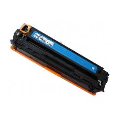 PS toner HP CB541A (125A) / CE321A (128A) / CF211A (131A) / Canon 716C (CRG-716, 1979B002) / 731 C (CRG-731, 6271B002) azúrová 1400s-alternatívny