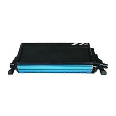 PS toner Samsung CLP-C660B azúrová 5000strán - kompatibilný (alternatívny)