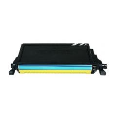 PS toner Samsung CLP-Y660B žltá 5000strán - kompatibilný (alternatívny)