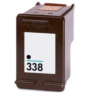 PS náplň HP 338 (C8765EE) / 336 (C9362EE) - C3180 / C3100...čierna 16ml - kompatibilná (alternatívna) náhrada