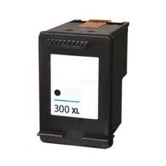 PS náplň HP 300 XL (CC641EE) / 300 (CC640EE) čierna 16ml - kompatibilná (alternatívna) náhrada