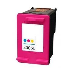 PS náplň HP 300 XL (CC644EE) / 300 (CC643EE) farebná 16ml - kompatibilná (alternatívna) náhrada