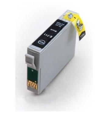 PS náplň Epson T0711 (C13T07114011) / T0891 (C13T08914011) / T1001 (C13T10014010) čierna 15ml - kompatibilná (alternatívna) náhrada