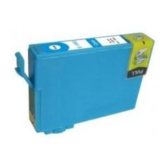 PS náplň Epson T1282 (C13T12824011) azúrová 10ml - kompatibilná (alternatívna) náhrada