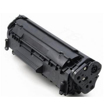 PS toner HP Q2612A (12A) / Canon FX-10 (0263B002) / 703 (CRG-703, 7616A005) - 1018 / 1020 / M1005...čierna 2000strán - kompatibilný (alternatívny)