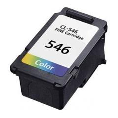 PS náplň Canon CL-546 XXL / XL (8288B001) / CL-546 (8289B001) - MG 2450 / 2950 / 3051...farebná 24ml - kompatibilná (alternatívna) náhrada