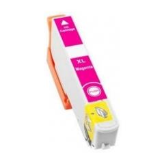 PS náplň Epson 33 XL (T3363, C13T33634012) / 33 (T3343, C13T33434012) purpurová 14ml - kompatibilná (alternatívna) náhrada