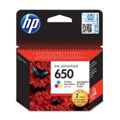Originál náplň HP 650 (CZ102AE) - 2515 / 3515 / 4515...farebná 200s/5ml