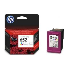 Originál náplň HP 652 (F6V24AE) farebná 200strán/5ml