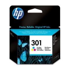 Originál náplň HP 301 (CH562EE) - 1050 / 1510 / 2050 / 3050...farebná 165s/3ml
