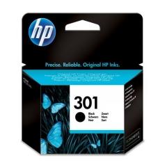 Originál náplň HP 301 (CH561EE) - 1050 / 1510 / 2050 / 3050...čierna 190s/3ml