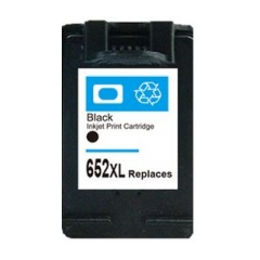 PS náplň HP 652 XXL (F6V25AE) - 4535 / 4675 / 2135 / 3635 / 3785 / 3835...čierna 20ml - kompatibilná (alternatívna) náhrada