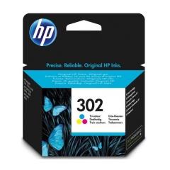 Originál náplň HP 302 (F6U65AE) farebná 165strán/4ml