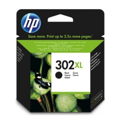 Originál náplň HP 302 XL (F6U68AE) čierna 480strán/8.5ml