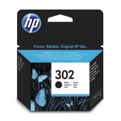 Originál náplň HP 302 (F6U66AE) čierna 190strán/3.5ml