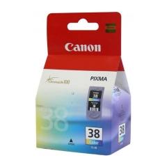 Originál náplň Canon CL-38 (2146B001) - iP 1800 / 2500 / MP 140 / 210...farebná 207strán/9ml