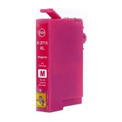 PS náplň Epson 27 XL T2713 (C13T27134010) / T2703 (C13T27034012) purpurová 14ml - kompatibilná (alternatívna) náhrada