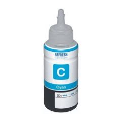 Atrament Epson T6642 (C13T66424A) azúrová 70 ml - kompatibilný (alternatívny) náhrada