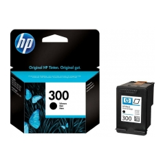 Originál náplň HP 300 (CC640EE) čierna 200strán/4ml
