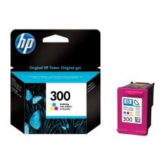 Originál náplň HP 300 (CC643EE) farebná 165strán/4ml