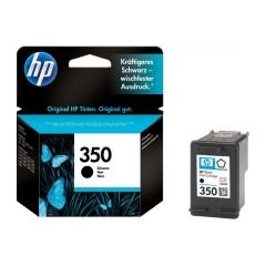 Originál náplň HP 350 (CB335EE) čierna 200strán/4.5ml