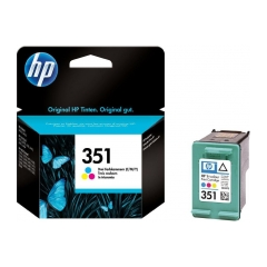 Originál náplň HP 351 (CB337EE) farebná 170strán/3.5ml
