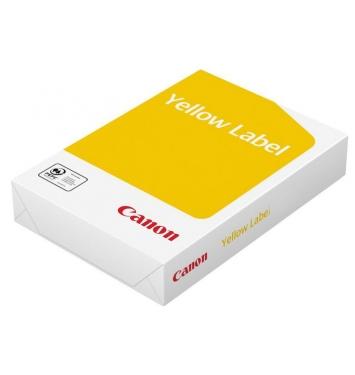 Canon Yellow Label kancelársky papier A4 80g 500 listov - biely