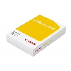 Canon Yellow Label kancelársky papier A4 80g 500 listov - biely