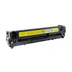 PS toner HP CF542X (203X) / CF542A (203A) žltá 2500strán - kompatibilný (alternatívny)