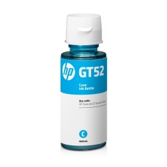 Originál náplň HP GT52 (M0H54AE) azúrová 8000strán/70ml atrament vo fľaši