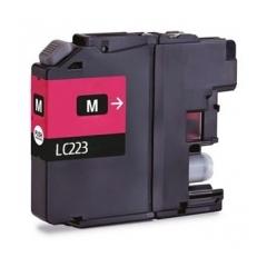 PS náplň Brother LC-223M (LC223M) / LC-221M (LC221M) purpurová 11ml - kompatibilná (alternatívna) náhrada
