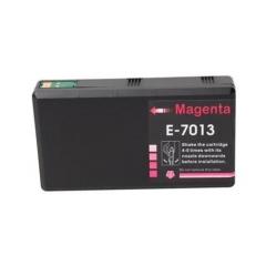 PS náplň Epson T7013 (C13T70134010) purpurová 38ml - kompatibilná (alternatívna) náhrada
