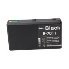 PS náplň Epson T7011 (C13T70114010) čierna 70ml - kompatibilná (alternatívna) náhrada